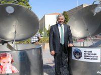 Kayseri Büyükşehir süt üreticisinin gelirini artırdı