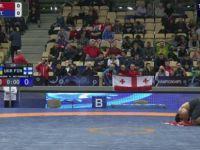 Kayseri Şekerspor'un güreşçisi Cengiz dünya şampiyonu oldu