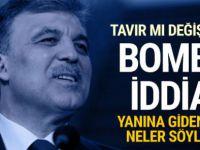 Bomba Abdullah Gül iddiası! Yanına gidenlere ne dedi?