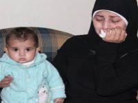 Suriyeli Kadın 5 aydır eşinden ve çocuğundan haber alamıyor