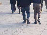 Gesi'de Kablo çalan hırsızlar yakalandı