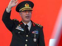 Orgeneral Hulusi Akar ismi memleketi Kayseri'de bir bulvara verildi
