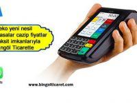 Bingöl Ticaret'te yazar kasalar cazip fiyatlar ve taksit imkanlarıyla