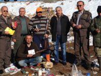 Kayseri'de Kaçak avcılara toplam 14 bin TL para cezası kesildi