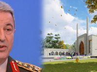 Orgeneral Hulusi Akar,Kayseri'ye cami yaptırıyor