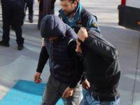Kayseri'de uyuşturucu madde ticareti 3 kişi gözaltına alındı
