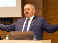 """Nursaçan: """"Türkiye'nin marka OSB'si olmaya devam ediyoruz"""""""