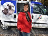 Kocasinan'ın 'Küçük Dostlar Ambulansı'na vatandaştan tam not
