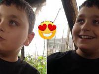 10 Yaşındaki Yusuf Sevdiği Kızı Beyaz Show'da istedi-video