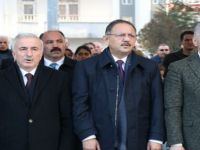 Talas'ta Medine Sami Elmacıoğlu Camii açıldı