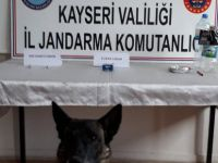 İncesu'da uyuşturucu operasyonu 2 kişi gözaltına alındı