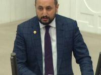 Milletvekili Karayel, Dışişleri Bakanlığı 2018 yılı bütçesi üzerine konuşma yaptı