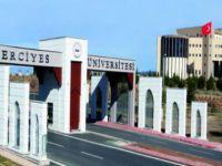 Büyükkılıç, Erciyes Üniversitesinin bu sıralamasında