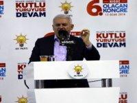 Türkiye'de hizmetler hep sağ hükümetler zamanında yapılmış