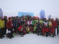 Dağ Kayağı Türkiye Şampiyonası Erciyes Kayak Merkezi ilk kez ev sahipliği yaptı