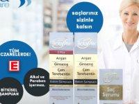 Türkiye de bir ilk Saç Dökülmesine Botamix şampuan