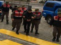 İncesu Garipçe'de kablo çalan hırsızlar yakalandı