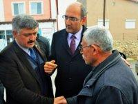 Sarıoğlan Belediye Başkanı Akbulut Kapımız Herkese Açık