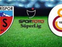 Kayserispor-Galatasaray maçı biletleri satışta