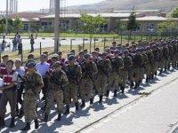 Kayseri'den kalkış yapıp Akıncı'ya inen FETÖ davası 29 tahliye