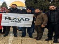 Kayseri'den Kudüs'e giden iş adamları Kudüs'te gözaltına alındı