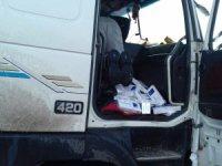 Kayseri'de 4 ayrı operasyonda 5 bin 700 paket kaçak sigara ele geçirildi