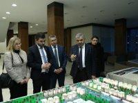 Kayseri'de Eczacılara Yeni Ticaret ve Yaşam Alanı