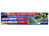 Kayseri Büyükşehir'den Büyük yatırım ihalesi