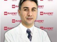 BEYİN CERRAHİSİ OP.DR.ÖZER BURUNDAN GİRİLİP BEYİNDEKİ TÜMÖR ALINIYOR