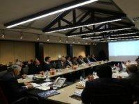 Başkan Çelik, Tomarza, Yahyalı ve Akkışla Belediye başkanları ile toplantı yaptı