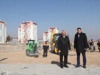 İncesu'de 'Zeytin Dalı' Parkı yapılıyor