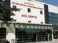 Kayseri Devlet hastanesinin 2017 cirosu 332 milyon TL