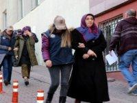 Kayseri'de FETÖ'den gözaltına alınan eczacı,öğretmen ve laborant