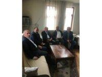 Ak Parti Kocasinan İlçe Başkanı Muammer Kılıç muhtarlar ile buluştu