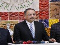 Kültür ve Turizm Bakanı Numan Kurtulmuş Kayseri'ye Geliyor