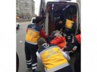 Kayseri'de çıkan tartışmada ayağından vurularak yaralandı