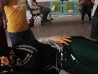 Talas'ta Tartıştığı eşini 10 yerinden bıçakladı