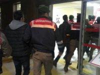 Kayseri'de Silah Kaçakçılarına Operasyon: 10 gözaltı