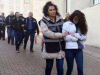 Kayseri'de asayiş Dolandırıcılık  şantaj sahtecilik