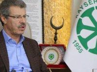 Kayseri Pancar Kooperatifi Yönetim Kurulu Başkanı Hüseyin Akay: