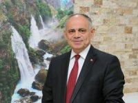 Başkan Esat Öztürk ve bir belediye çalışanı bıçaklandı