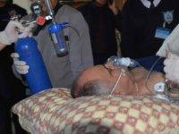 Yahyalı Belediye Başkanı Esat Öztürk bıçaklı saldırıya uğradı