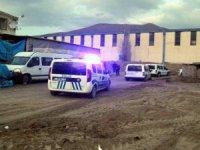 Kayseri Organize'de eşini öldürüp 2 kişiyi yaraladı
