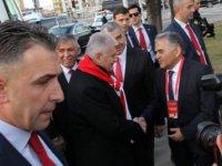 Başbakan Yıldırım: Kayseri'de Darbecilere dünyayı dar ettiniz