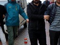 Kayseri'de FETÖ'den tutuklanan şahıslara maddi yardım yapan 4 kişi gözaltına alındı