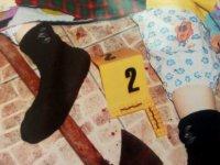 Kayseri'de Torunları yaşlı kadını baltayla öldürüp boğazını kesmişler
