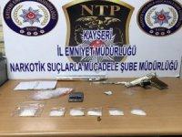 Kayseri'de Uyuşturucu operasyonunda 6 kişi yakalandı