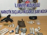 Kayseri'de Uyuşturucu taciri bir kişi gözaltına alındı