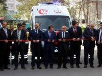 Kayseri'de 560 personelimizle acil sağlık hizmeti vermekteyiz