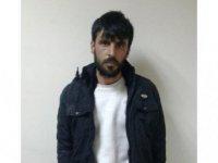 Kayseri'de terör propagandası yapan Suriyeli gözaltına alındı